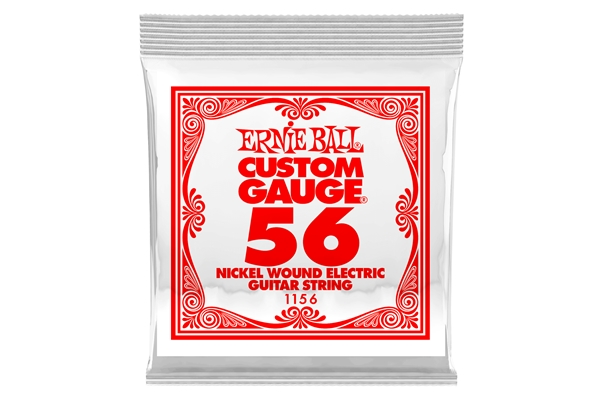 Ernie Ball - 1156 Nickel Wound .056