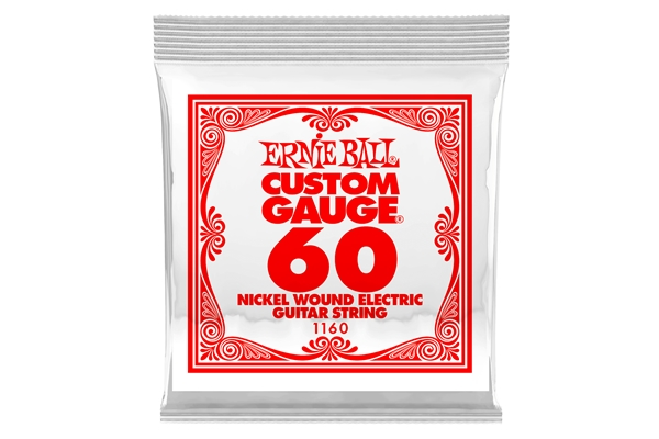 Ernie Ball - 1160 Nickel Wound .060