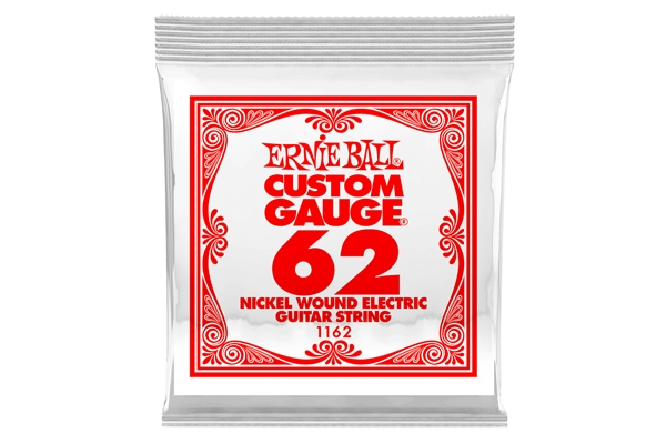Ernie Ball - 1162 Nickel Wound .062