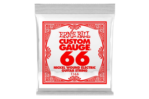 Ernie Ball - 1166 Nickel Wound .066