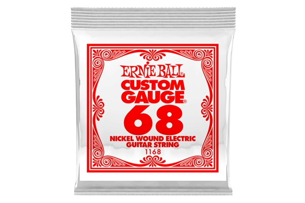 Ernie Ball - 1168 Nickel Wound .068