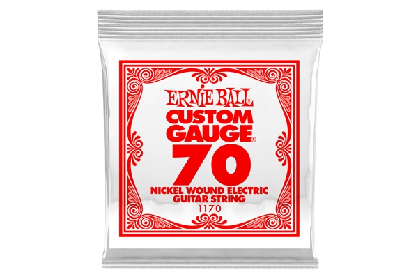 Ernie Ball - 1170 Nickel Wound .070