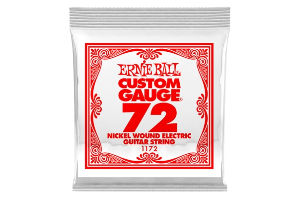 Ernie Ball - 1172 Nickel Wound .072
