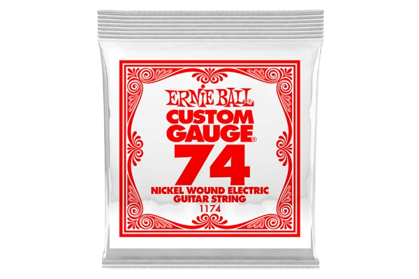 Ernie Ball - 1174 Nickel Wound .074
