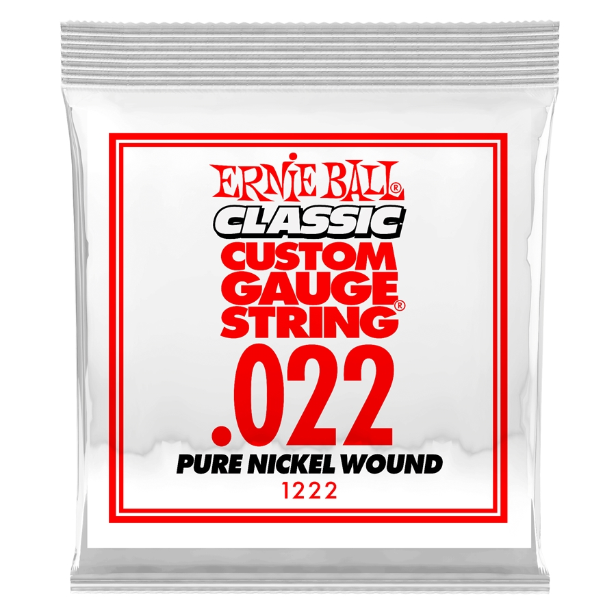 1222 Pure Nickel Wound .022