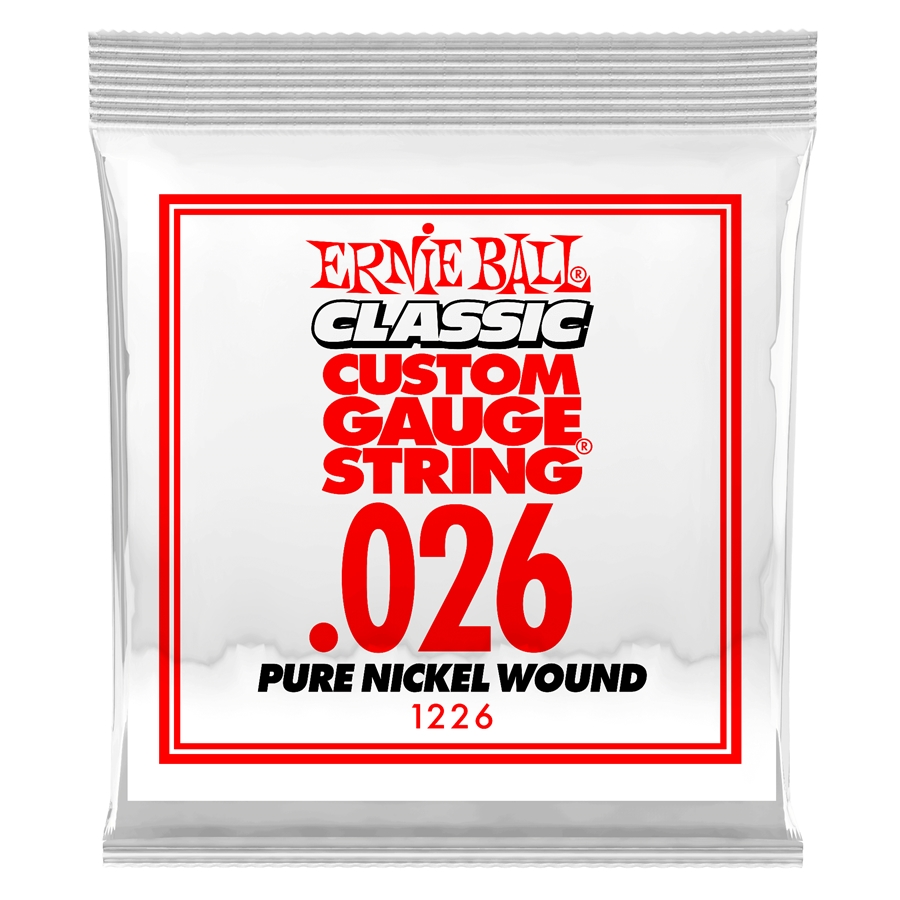 1226 Pure Nickel Wound .026