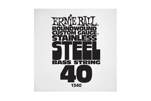 Ernie Ball - 1340 Stainless Steel Wound Bass .040