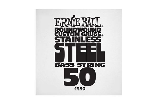 Ernie Ball - 1350 Stainless Steel Wound Bass .050