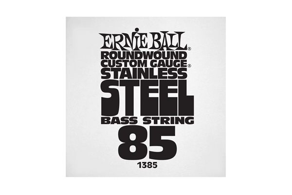 Ernie Ball - 1385 Stainless Steel Wound Bass .085
