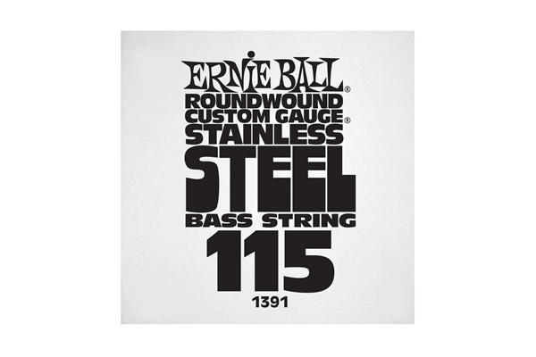 Ernie Ball - 1391 Stainless Steel Wound Bass .115