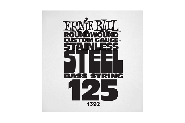 Ernie Ball - 1392 Stainless Steel Wound Bass .125