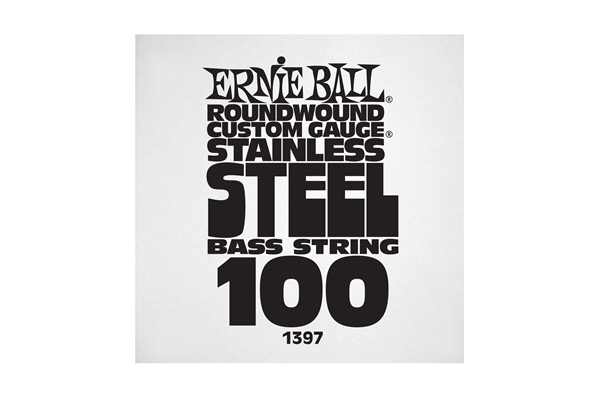 Ernie Ball - 1397 Stainless Steel Wound Bass .100