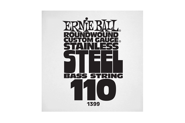 Ernie Ball - 1399 Stainless Steel Wound Bass .110