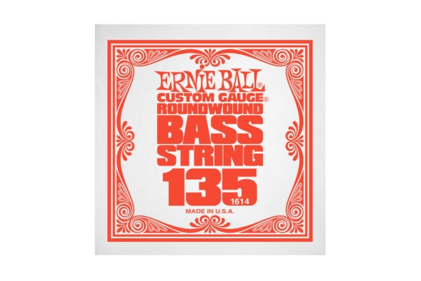 Ernie Ball - 1614 Nickel Wound Bass .135