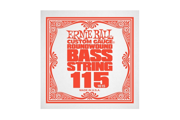 Ernie Ball - 1615 Nickel Wound Bass .115