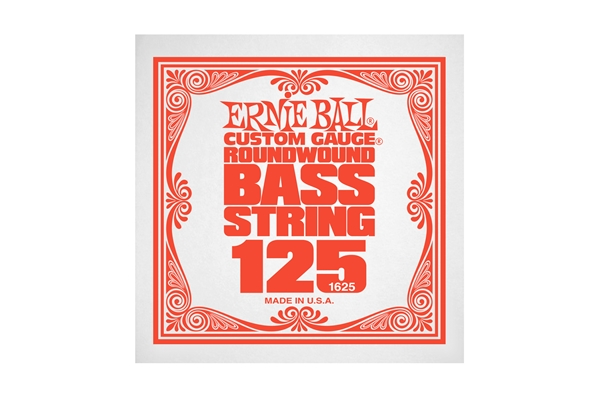 Ernie Ball - 1625 Nickel Wound Bass .125