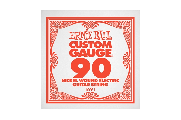 Ernie Ball - 1691 Nickel Wound .090