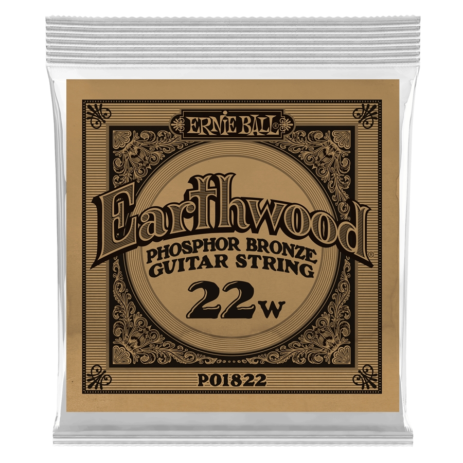 1822 Earthwood Phospor Bronze .022