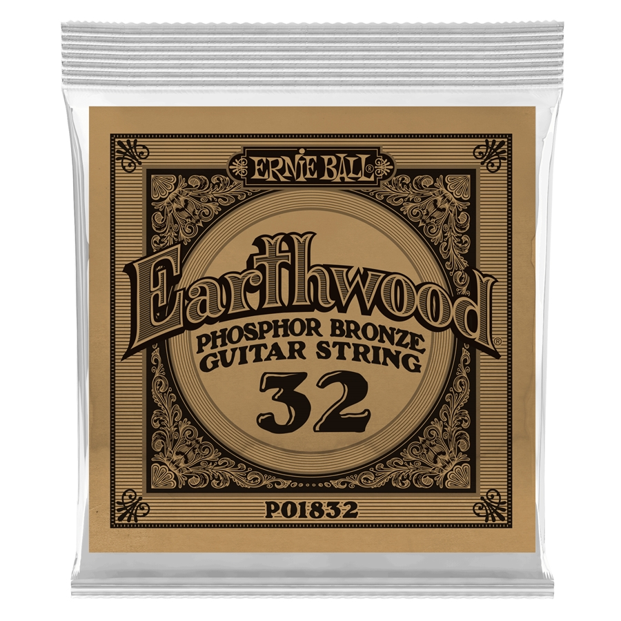 1832 Earthwood Phospor Bronze .032