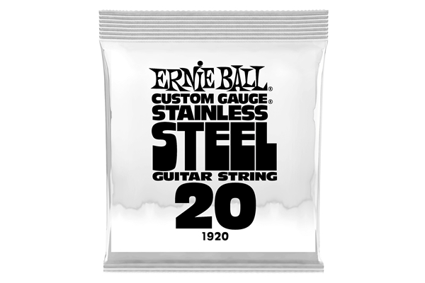 Ernie Ball - 1920 Stainless Steel Wound .020
