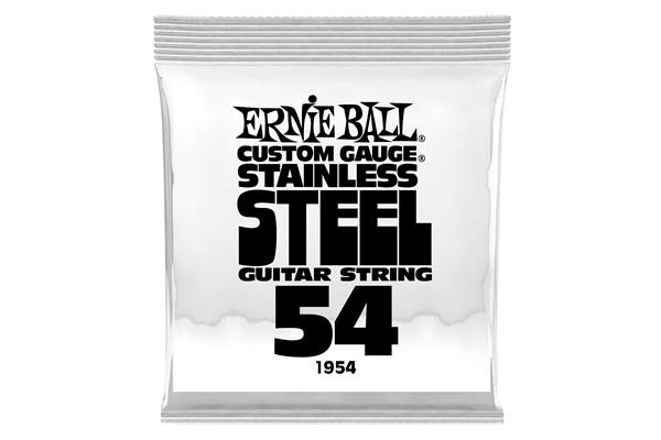 Ernie Ball - 1954 Stainless Steel Wound .054