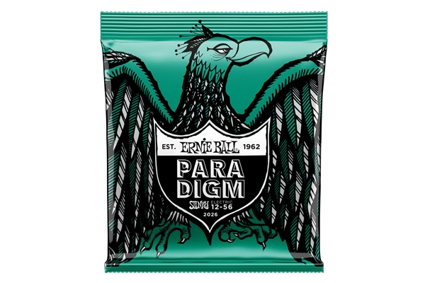 Ernie Ball - 2026 Paradigm Not Even Slinky 12-56