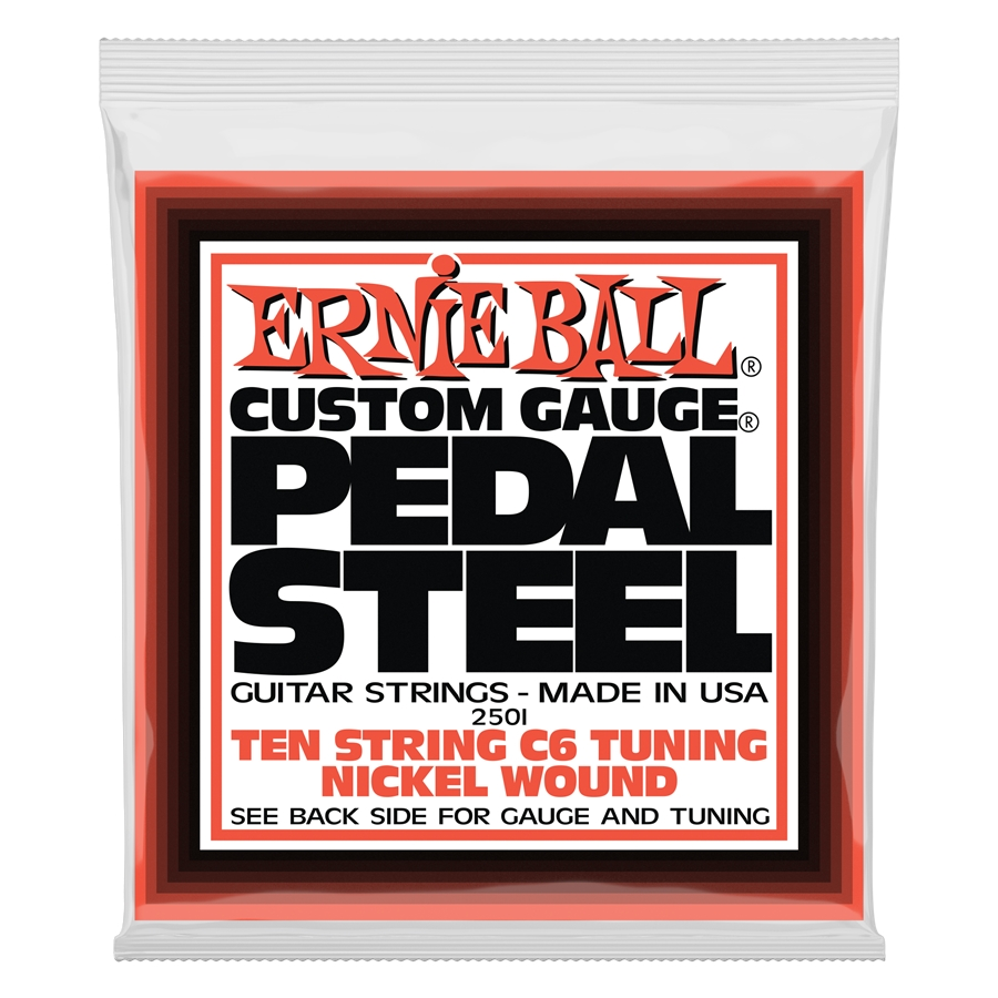 2501 Pedal Steel Nickel Wound C6 Tuning