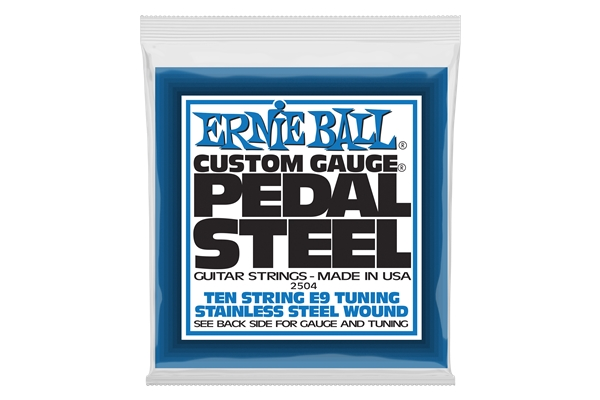 Ernie Ball - 2504 Pedal Steel Stainless Steel E9 Tuning