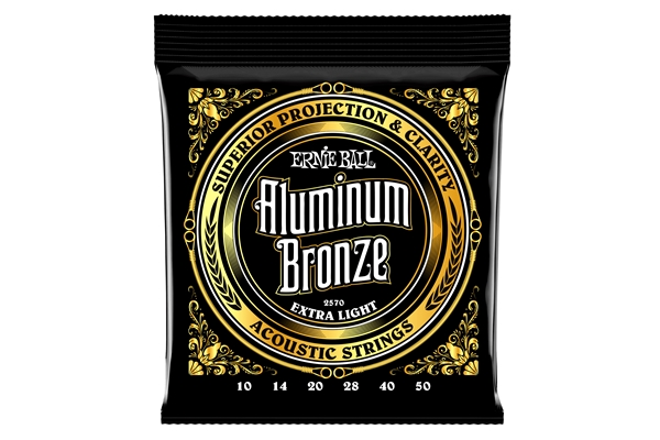 Ernie Ball - 2570 Aluminum Bronze Extra Light 10-50