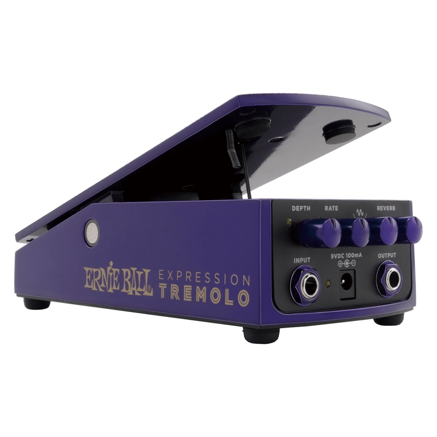 Expression Tremolo Pedal