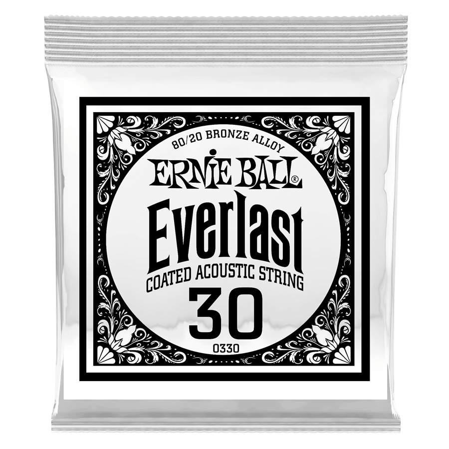 0330 Everlast Coated 80/20 Bronze .030