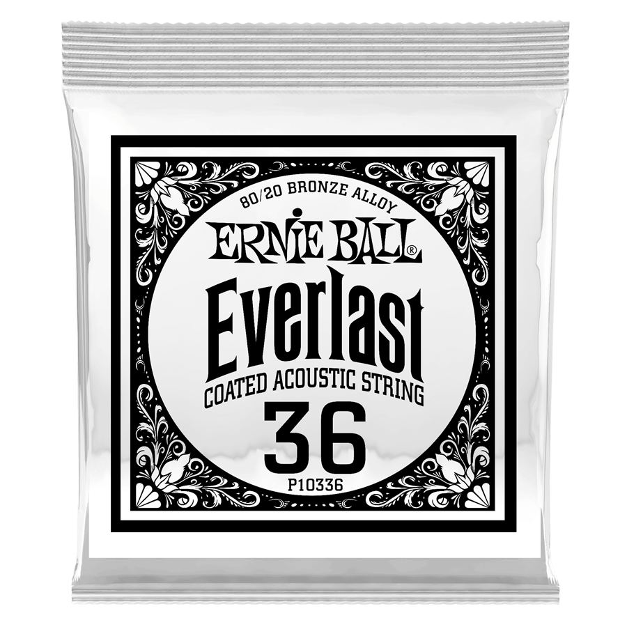 0336 Everlast Coated 80/20 Bronze .036