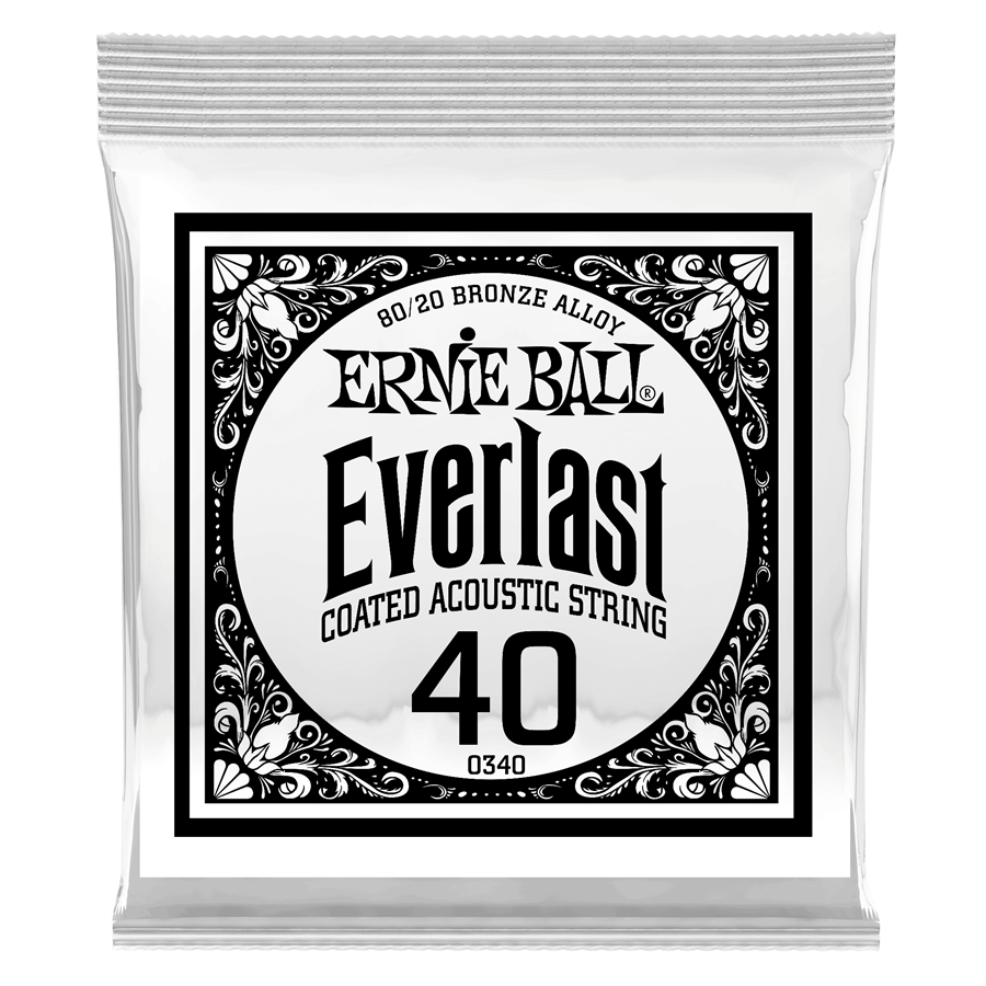 0340 Everlast Coated 80/20 Bronze .040
