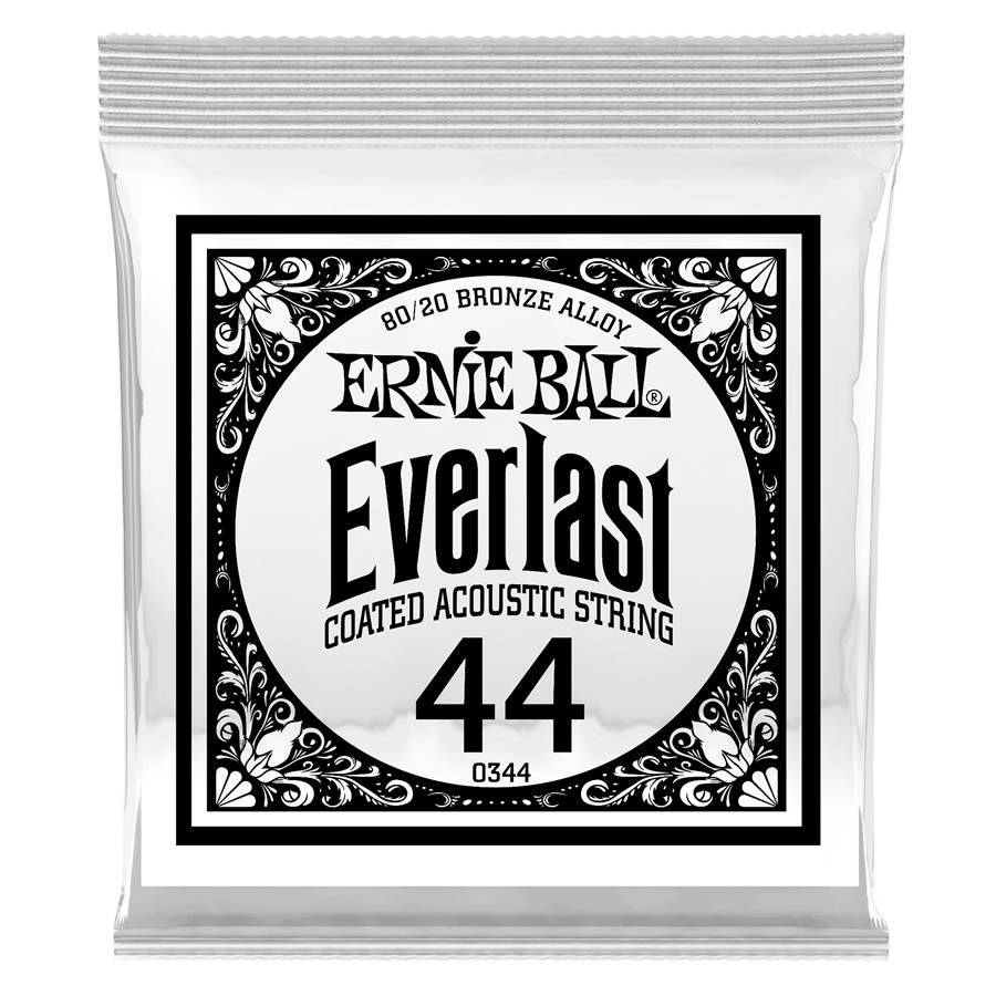 0344 Everlast Coated 80/20 Bronze .044