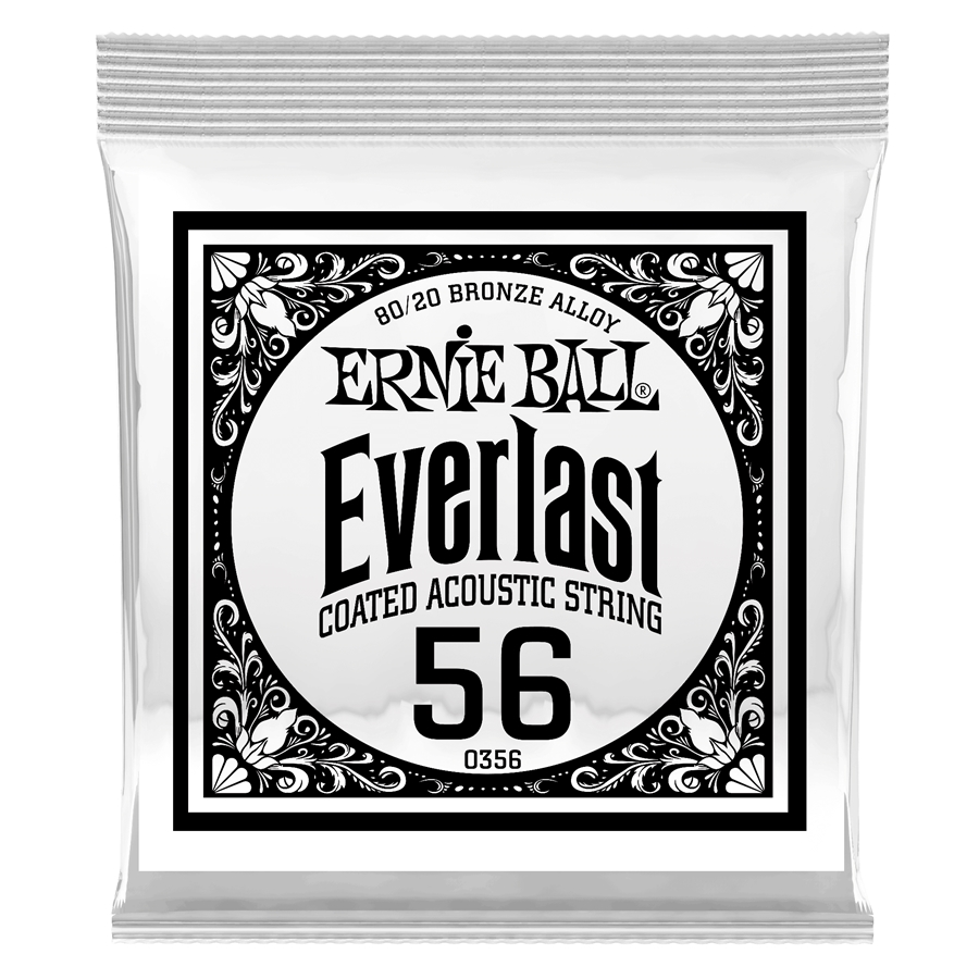 0356 Everlast Coated 80/20 Bronze .056