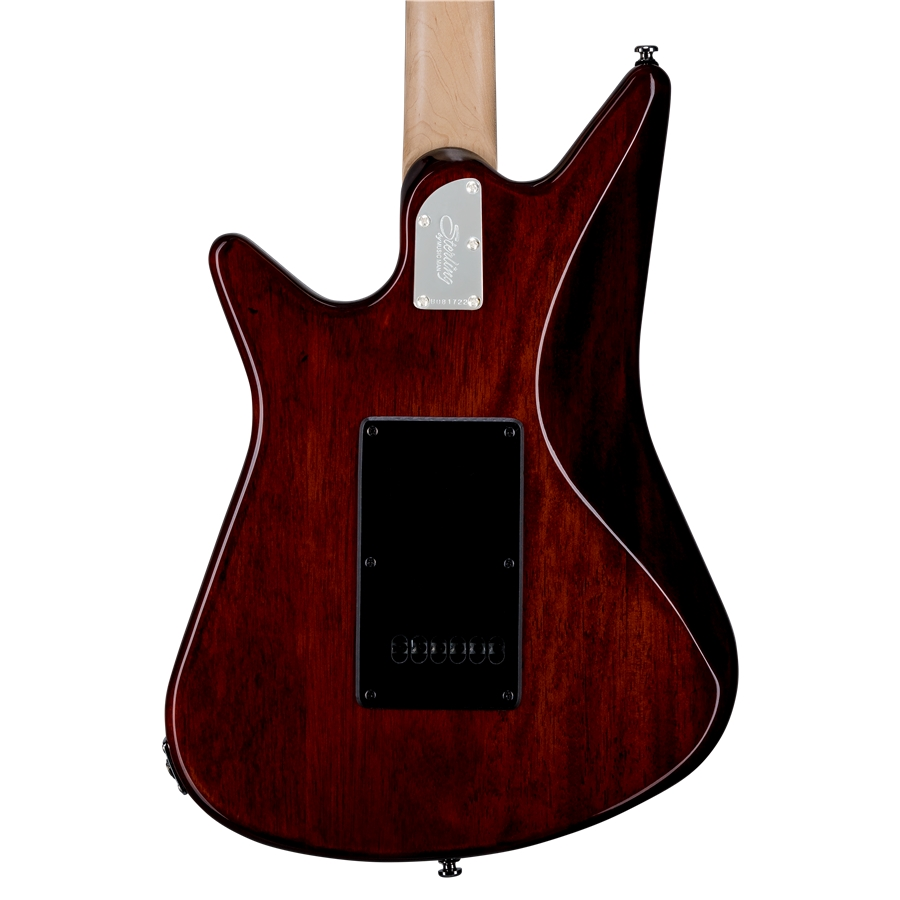Albert Lee Chitarra Trans Walnut