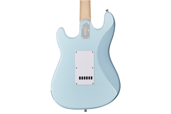 Sterling by Music Man - Cutlass SSS Daphne Blue