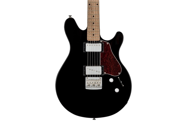 Sterling by Music Man - Valentine Guitar Black