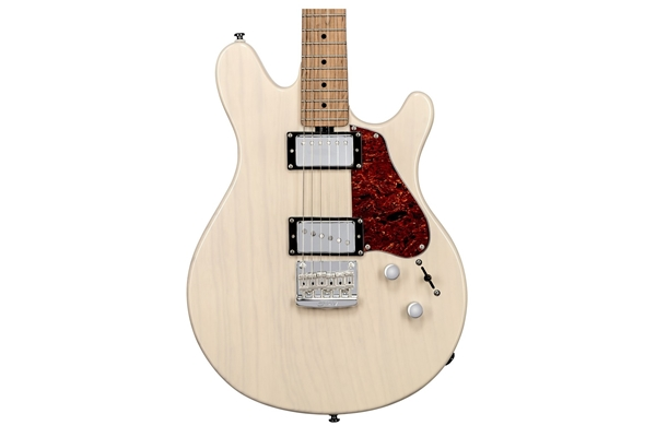Sterling by Music Man - Valentine Guitar Trans Buttermilk