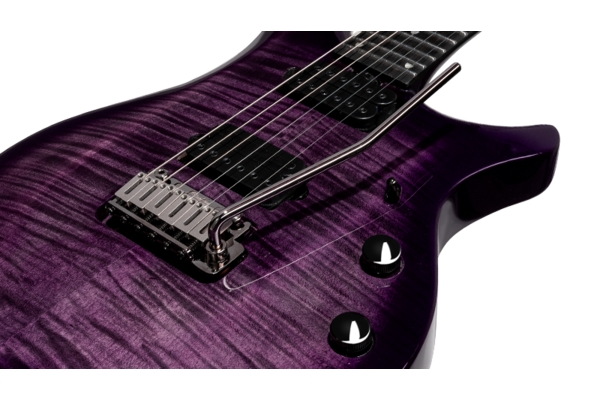 Sterling by Music Man - Majesty DiMarzio 6 Corde Majestic Purple