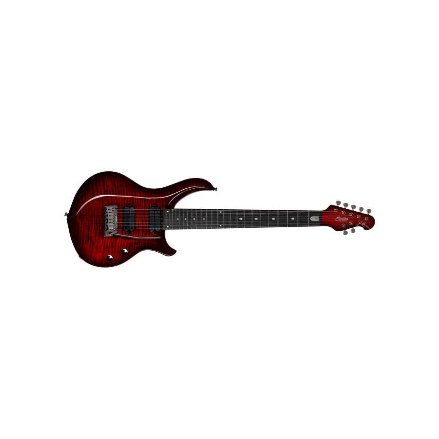 Majesty DiMarzio 7 Corde Royal Red