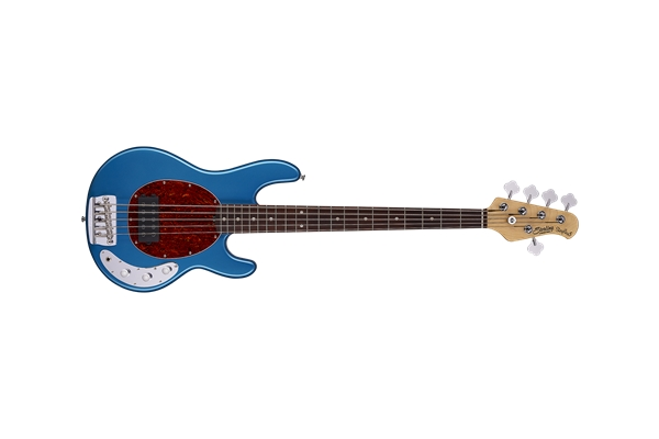 Sterling by Music Man - Stingray Classic Ray25CA 5 Toluka Lake Blue
