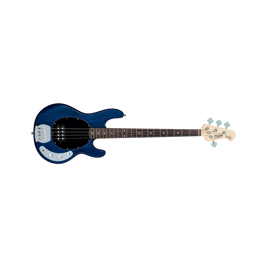 Stingray Ray4 Basso 4 Corde Blue Satin