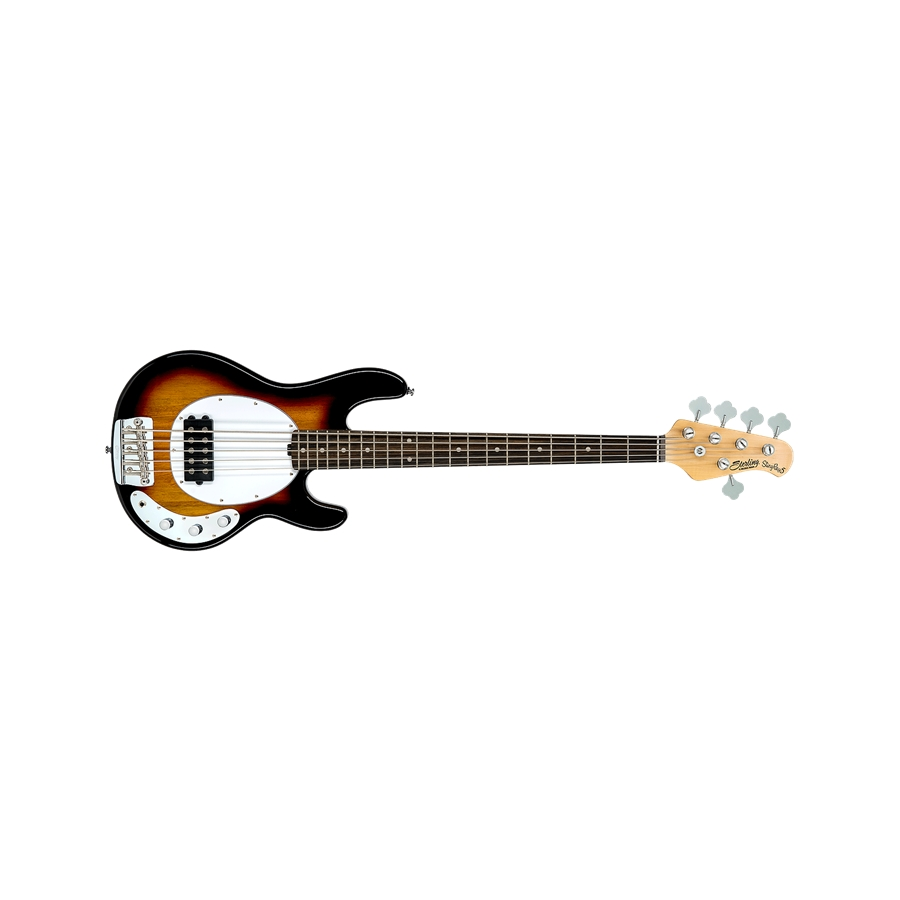 Stingray Classic Ray25CA 5 3-Tone Sunburst
