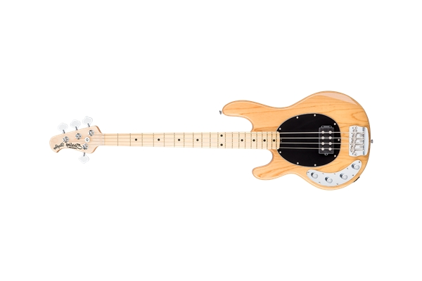 Sterling by Music Man - Stingray Ray34 Basso Mancino 4 Corde Natural