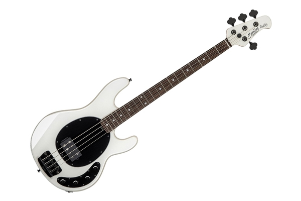 Sterling by Music Man - Stingray Ray34 Basso 4 Corde Pearl White