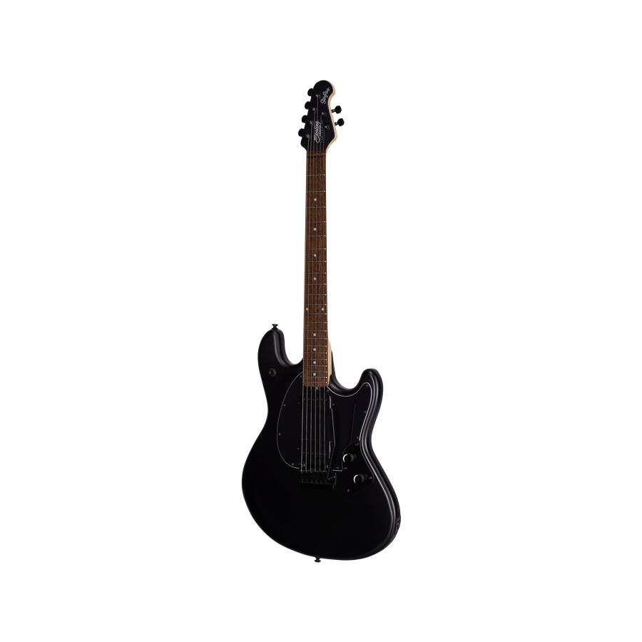 StingRay Guitar Stealth Black