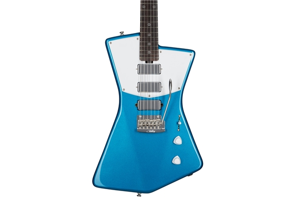 Sterling by Music Man - St. Vincent 6 HHH Vincent Blue