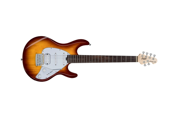 Sterling by Music Man - Silhouette Guitar Tobacco Sunburst