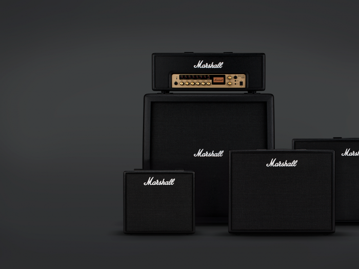 Nuovo Firmware disponibile per Marshall Code